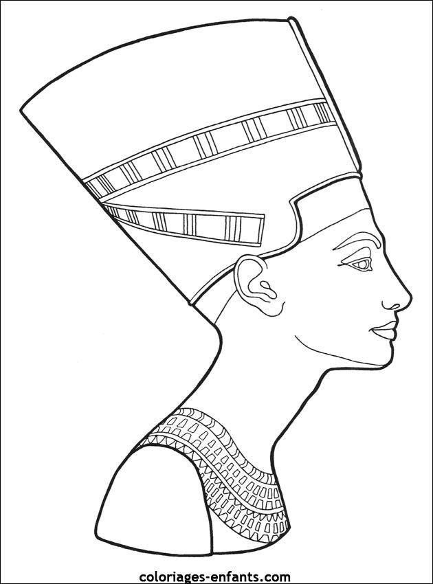 Colorear Egipto - AZ Dibujos para colorear