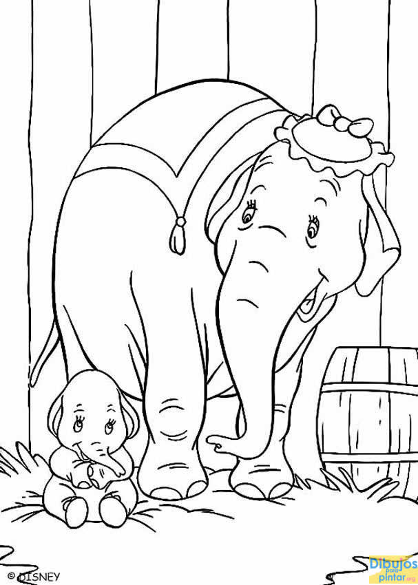 dibujos para imprimir Colouring Pages