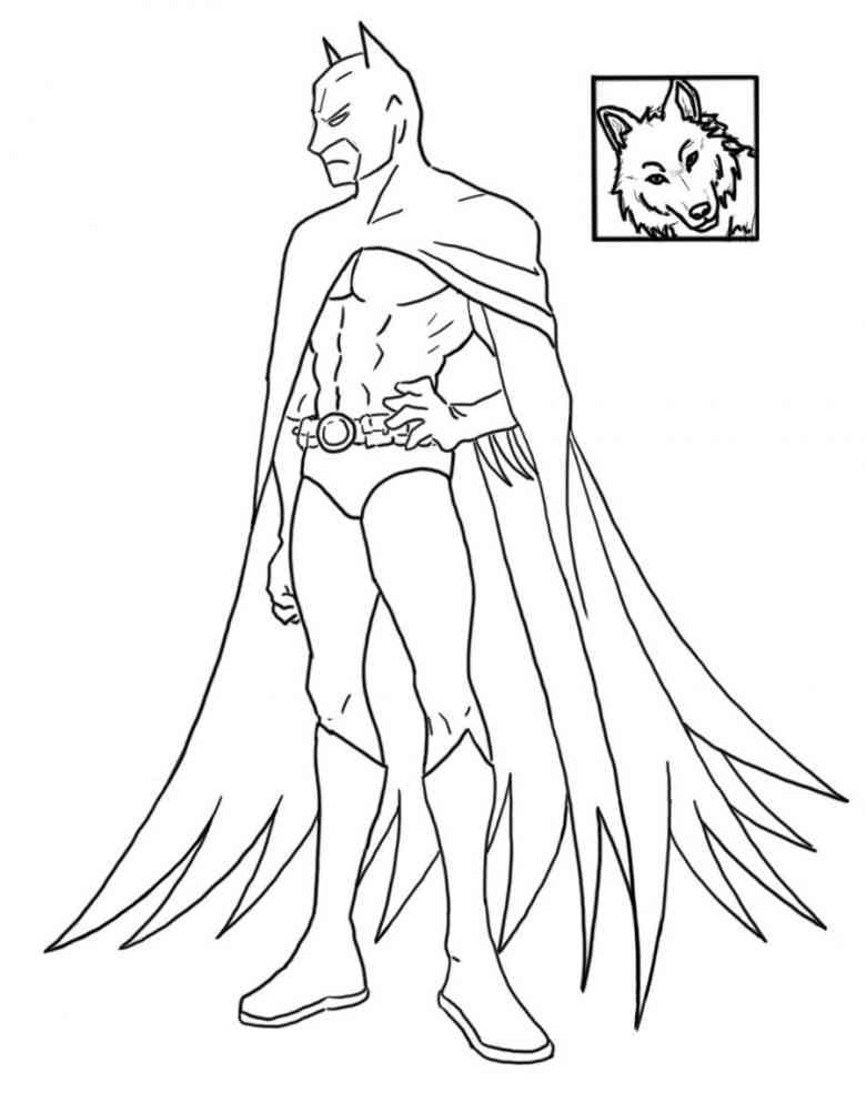 Dibujos Para Colorear Batman  AZ Dibujos para colorear