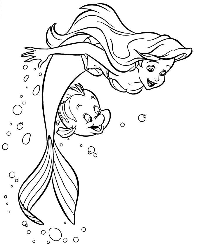 sebastian little mermaid coloring pages Car Pictures