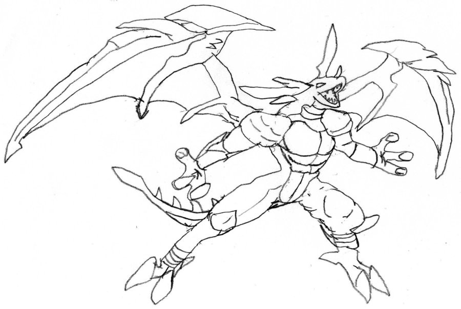 Bakugan Coloring Pages Leonidas