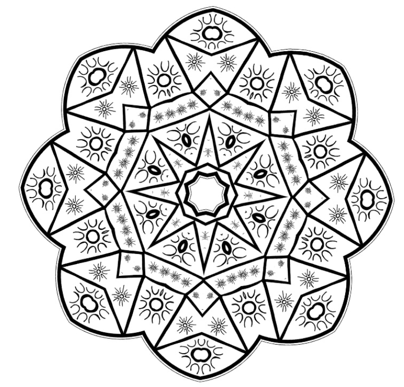 color mandalastaiwanhydrogenorg free to download coloring pages