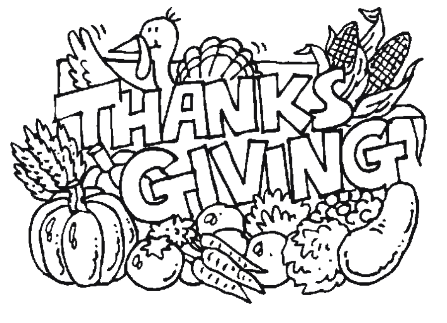 thanksgiving pictures to print – 900×650 kids coloring pages ...
