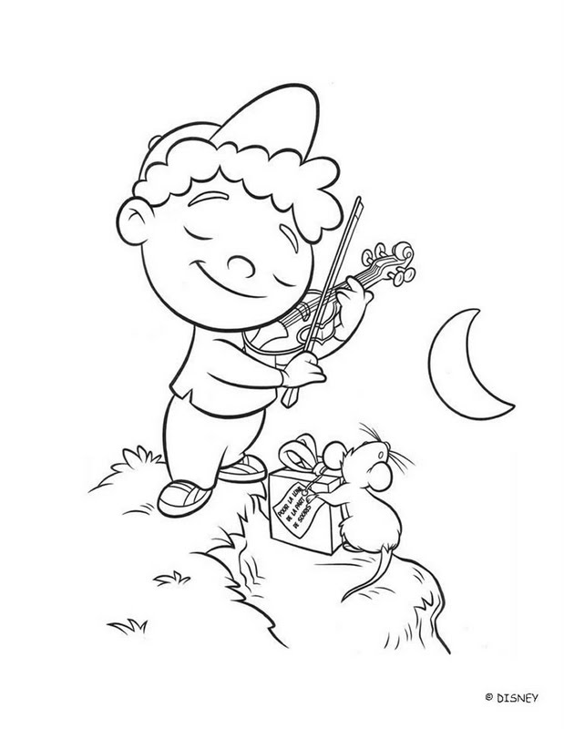Little Einsteins Coloring Pages 9