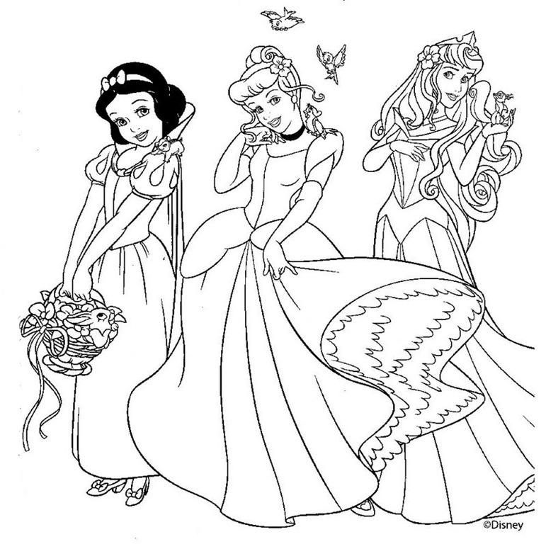 Free Download Dibujos Para Colorear Princesas Principe Hd ...