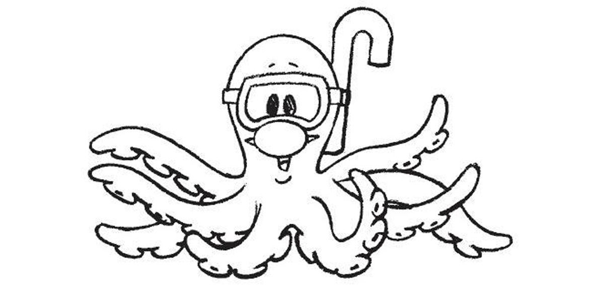 Dibujo Pulpo. Gallery Of Craneo Pulpo. Latest Dibujo Pulpo. Awesome ...