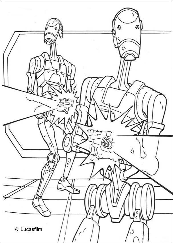 Dibujos Para Imprimir De Star Wars - AZ Dibujos para colorear