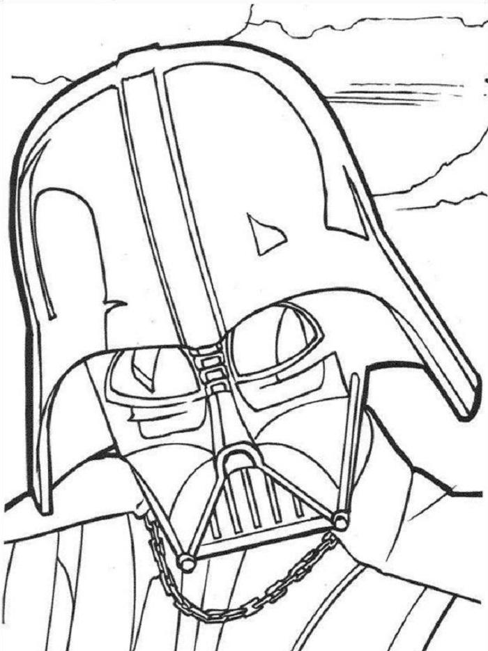 Dibujos Para Colorear Star Wars Lego - AZ Dibujos para colorear