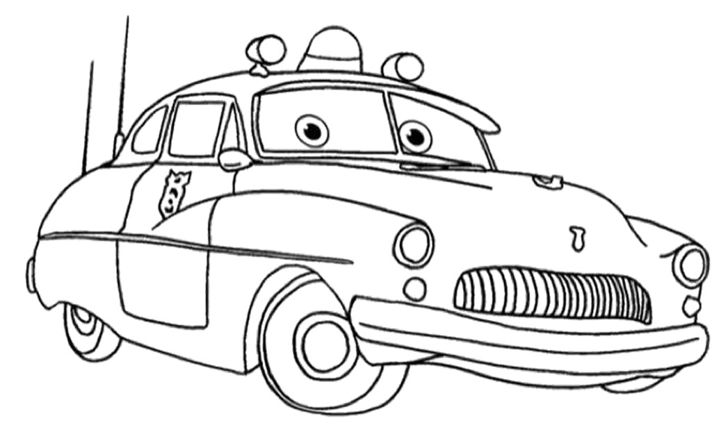 Pixar Cars Fall In Love Coloring Page - Pixar Car Coloring Pages ...