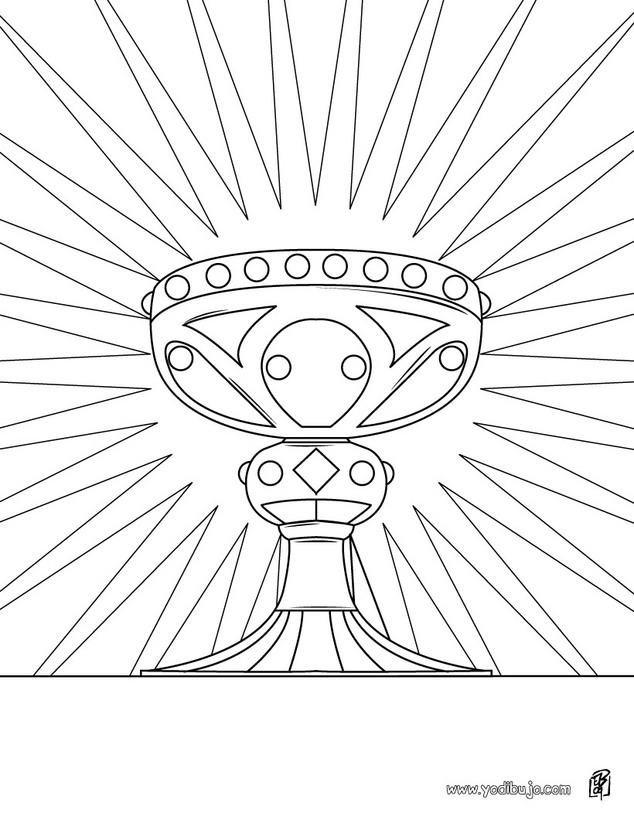 La Semana Santa Colouring Pages (page 2)